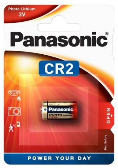 bateria foto litowa Panasonic CR2