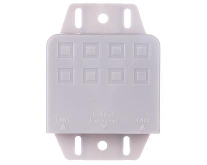 Switch antenowy SAT DiSEqC 2.0 2x1 900-2400MHz 67057