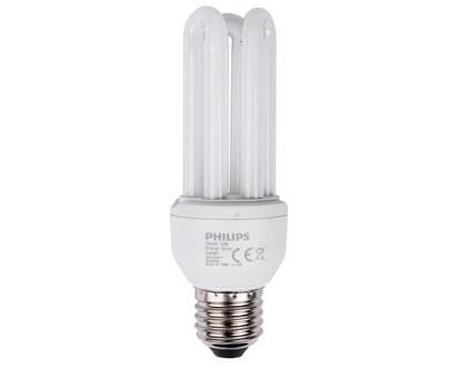 Świetlówka kompaktowa 14W E27 230V 865 GENIE 10 lat 8711500801074