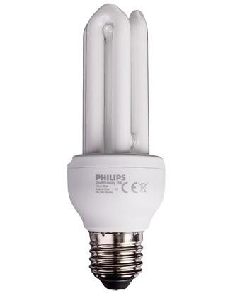 Świetlówka kompaktowa 18W E27 230V 827 Small Economy 8718291216773