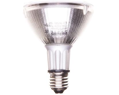 Lampa metalohalogenkowa E27 70W 86V 3000K MASTERColour CDM-R Elite 70W/930 E27 PAR30L 10D 8718291241867
