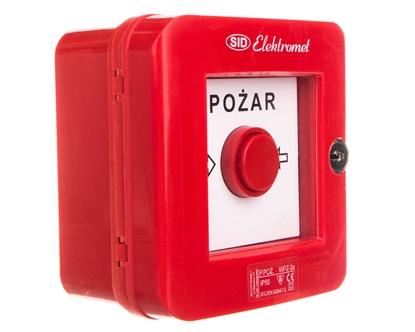 Wyłącznik alarmowy n/t WGZ-2s 921491