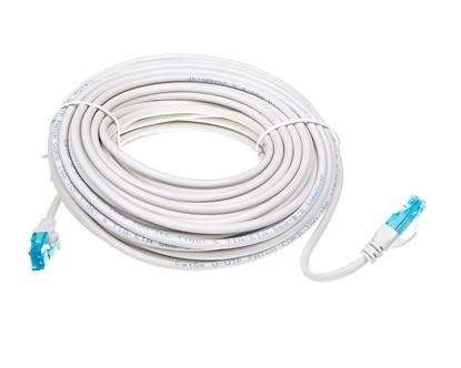 Kabel krosowy (Patch Cord) U/UTP kat.5e szary 20m DK-1512-200