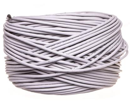 Kabel teleinformatyczny U/UTP kat.5e 4x2xAWG24 /100m/