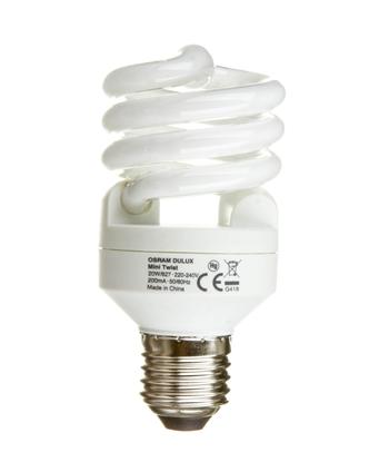 Świetlówka kompaktowa 20W E27 DULUXSTAR MINITWIST 20W/827 E27 4008321606013