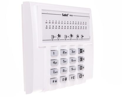 Klawiatura obsługi systemu alarmowgo, LED, zielone podświetlanie, do systemu VERSA-LED-GR