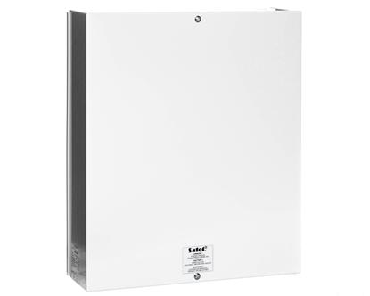 Obudowa centrali alarmowej z transformatorem 20V AC/75VA /EN 50131-1/ OMI4