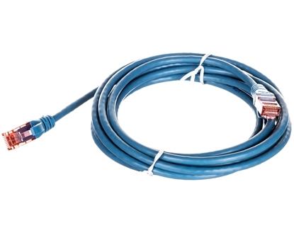 Kabel krosowy (Patch Cord) U/UTP kat.6 niebeski 3m DK-1612-030/B
