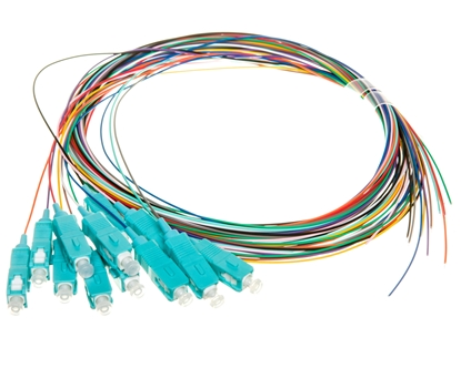 Pigtail światłowodowy SC simplex MM 50/125 OM3 2m DK-25221-02/3 /12szt./