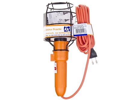 Oprawa przenośna warsztatowa 1x100W E27 230V PRACTIC 100 001123