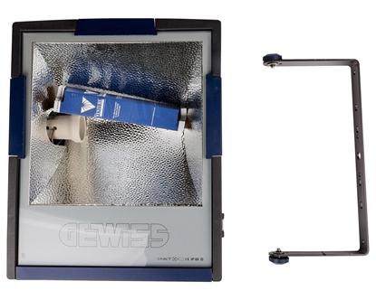 Projektor metalohalogenkowy 250W E40 IP65 IIkl. symetryczny HORUS 3 GW85102M