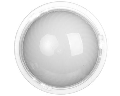 Oprawa oświetleniowa FEN z czujnikiem mikrofalowym 75W E27 IK10 IP44 poliwęglan mleczny OR-OP-315WE27PMM