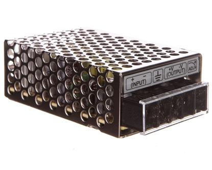 Przetwornica napięcia DC/DC 0,9A 24V / 1,25A 12V DC 15W SD-15B-12