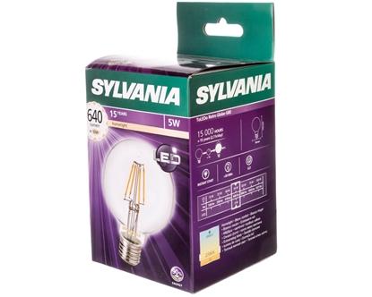 Żarówka LED E27 5W ToLEDo RT G80 640lm E27 SL 0027173