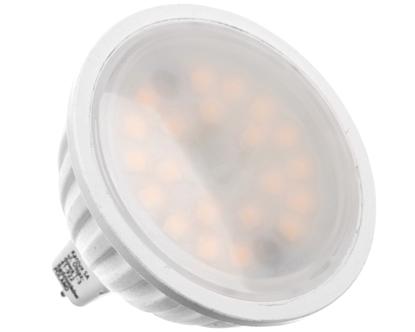 Żarówka LED 12V 7W Gu5,3 TOMI LED7W MR16-WW 22706