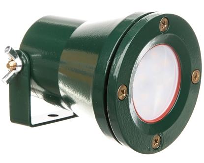 Projektor LED AKVEN wodoszczelny 5W 12V 370lm 3000K IP68 do podświetlania oczek wodnych 25720