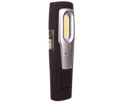 Latarka warsztatowa AVIOR CRI 95 2W COB LED CRI 95 + 1W SMD LED (górna) hak + magnes 334740