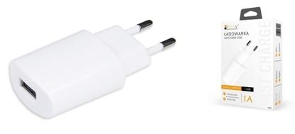 Ładowarka sieciowa USB 1A LIBOX LB0088