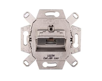 K.1/K.5 Gniazdo przyłączeniowe UAE 8-biegunowe ekranowane mechanizm 4586