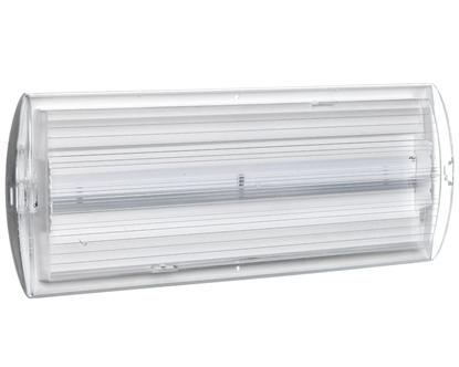 Oprawa awaryjna LED 2W 2,0h IP42 IIkl. CRONUS jednozadaniowa/dwuzadaniowa jednostronna CNBOP MNLEDUS16