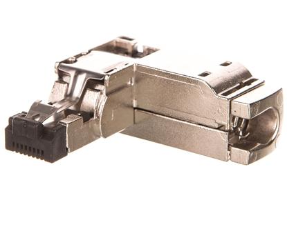 Wtyk RJ45 kat.5 kątowy w obudowie metalowej 6GK1901-1BB20-2AE0