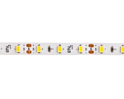 Taśma FLASH 5630 300 LED ciepły biały 80W bez żelu 10mm ROLKA IP20 LD-5630-300-20-CB /5m/