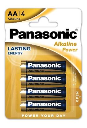 Bateria alkaliczna LR06 / AA 1,5V /blister 4szt./