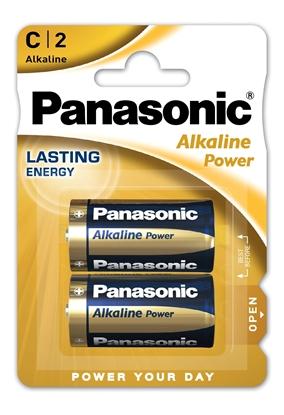 Bateria alkaliczna LR14 / C 1,5V /blister 2szt./