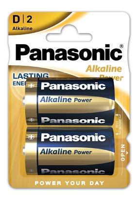 Bateria alkaliczna LR20 / D 1,5V /blister 2szt./