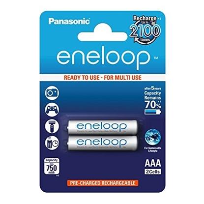 Akumulator Ni-MH AAA ENELOOP 750mAh /blister 2szt./