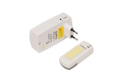 Dzwonek bezprzewodowy FOXTROT 230V zasięg 60m ST-925 SUN10000035