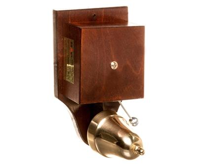 Dzwonek RETRO 230V ciemny DNS-971-CIM SUN10000048