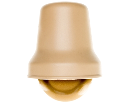 Dzwonek tradycyjny 230V beżowy DNS-206-BEZ SUN10000041