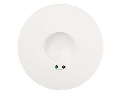 Czujnik ruchu 1200W 360st. mikrofalowy biały DRM-02
