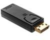 Adapter DisplayPort 1.1a Typ DP/HDMI A, M/Ż czarny AK-340602-000-S