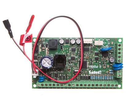 Centrala systemu alarmowego od 5 do 30 wejść i 12 wyjść VERSA5