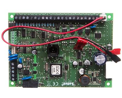 Centrala systemu alarmowego do 8 wejść i 5 wyjść CA-6 P