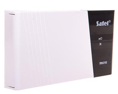 Klawiatura obsługi systemu alarmowego, bezprzewodowa, do systemu MICRA, Satel MKP-300