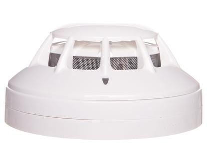 Czujka dymu pożarowa systemu alarmowego optyczno-temperaturowa biała Texecom EXODUSOH