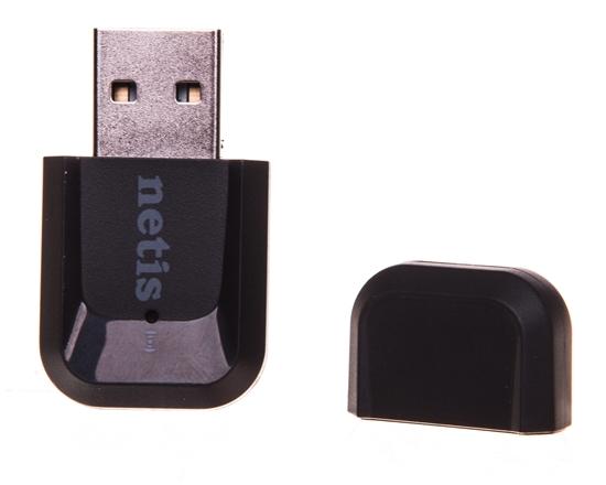 Bezprzewodowa karta sieciowa USB MINI NETIS (WLAN N 300 MBit/s) WF2123