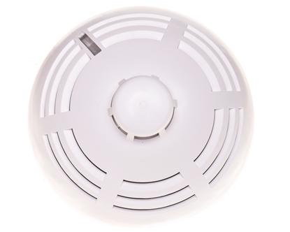 Czujka pożarowa dymu/ temperatury bezprzewodowa do systemu Micra biała MSD-300