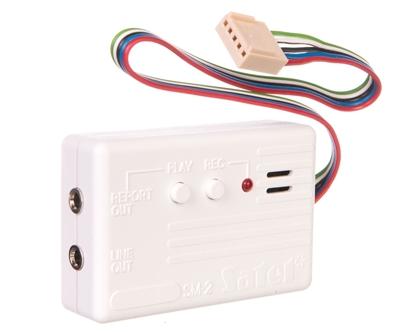 Moduł rozbudowy centrali systemu alarmowego komunikacyjny PSTN syntezer mowy powiadomień o alarmie Satel SM-2