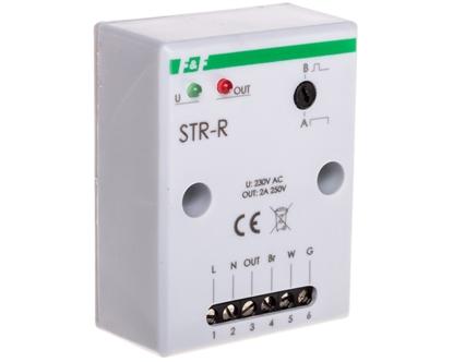 Czujnik deszczu 230V, 2 tryby STR-R