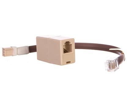 Przejściówka ze standardu RJ na standard PIN-3 dla portu RS-232 TTL RJ/PIN3