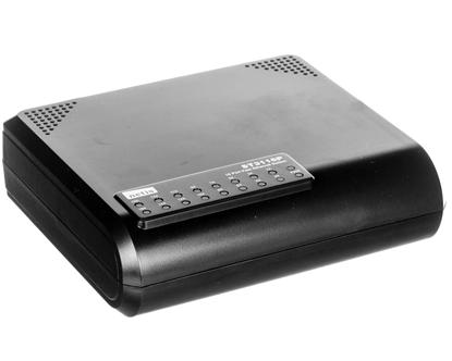 Switch 16-portów 10/100Mb DESKTOP, ST3116P NETIS