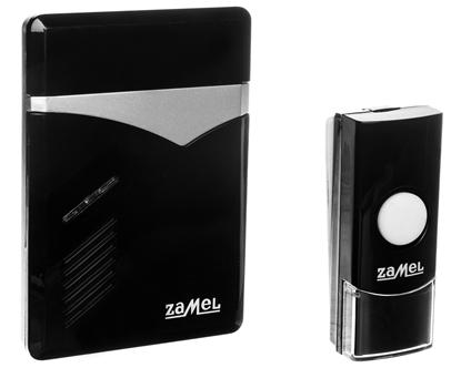 Dzwonek bezprzewodowy bateryjny TECHNO zasięg 100m ST-251 SUN10000385