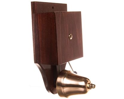 Dzwonek RETRO 8V ciemny DNT-971-CIM SUN10000062