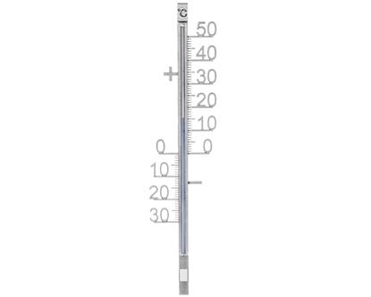 Termometr okienny zewnętrzny -30-50 °C metalowy 12.5011