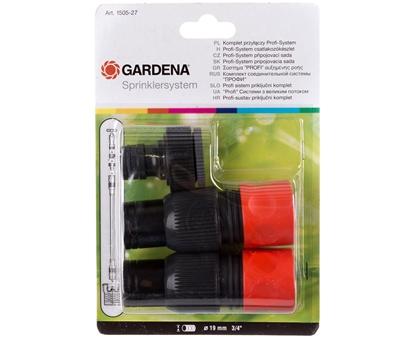 Komplet przyłączy Profi-System Gardena 01505-27