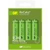 4 x akumulatorki R6/AA GP ReCyko+ 1300 Series 1300mAh